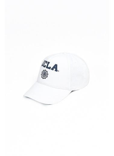 UCLA Şapka Beyaz